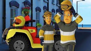 Download Fireman Sam US NEW Episodes | Day of the Penguin | 5 FULL Episodes | Cartoons for Children Video