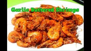 Download Garlic Buttered Shrimps Video