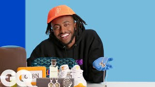 Download 10 Things Aminé Can't Live Without   GQ Video