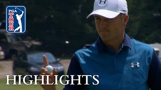 Download Jordan Spieth extended highlights | Round 1 | Bridgestone Video