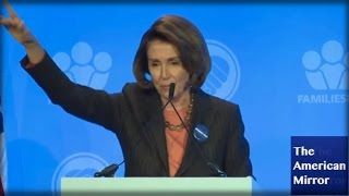 Download ALZHEIMER'S ALERT! NANCY PELOSI SUFFERS ANOTHER BRUTAL MELTDOWN WHAT SHE SAID PROVES SHE'S VERY SICK Video