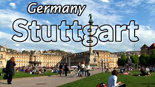 Download Stuttgart, Germany - points of interest and things to do Video