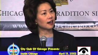 Download Elaine L. Chao Video