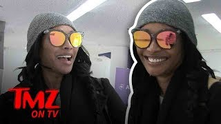 Download Cynthia Bailey Gives Chrissy Teigen Some REAL Advice | TMZ TV Video