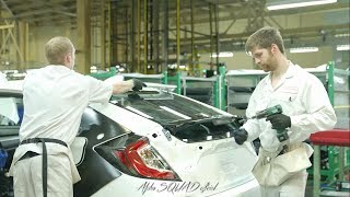 Download 2018 Honda Civic Manufacturing, Production, and Assembly – HOW IT'S MADE Video