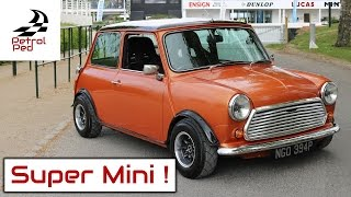 Download 160 BHP Supercharged Mini - Modern Performance with Classic Charm ! Video