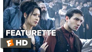 Download Fantastic Beasts: The Crimes of Grindelwald Featurette - The Adventure Continues (2018)   Movieclips Video