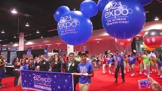 Download D23 Expo 2017 Parade Day 2 with Colin O'Donoghue (Captain Hook) Video