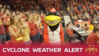Download ISU's Cyclone Weather Alert: A Nissan Fan-Fueled Tradition Video