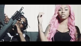 Download Joseph McFashion Feat. Molly Brazy x Cuban Doll x AllStar JR x FMB DZ - Raw Video