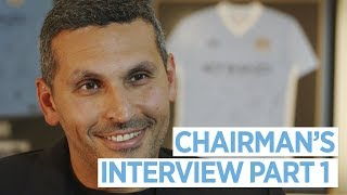 Download CHAIRMAN'S INTERVIEW | Manchester City 2017/18 End Of Season Review | Part 1 Video