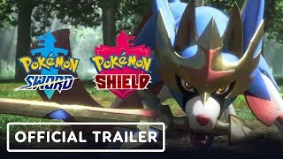 Download Pokémon Sword and Shield Trailer - New Pokemon, Legendaries, Dynamax Video