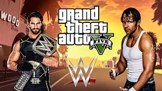 Download WWE Moves in GTA 5! Video