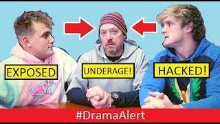 Download Logan Paul , Jake Paul & Greg Paul All in TROUBLE! #DramaAlert Shane Dawson Documentary! Video