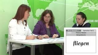 Download Fit in Deutsch 1 Speaking Example Video
