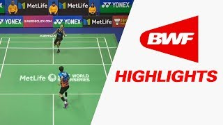 Download Yonex-Sunrise Hong Kong Open 2017 | Badminton QF – Highlights Video