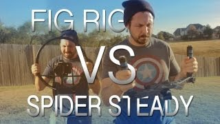 Download $277 Fig Rig vs $55 Spider Steady Video
