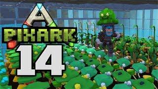 PixARK: TRIKE TAMING & MAGIC WAND ALPHA TRIBE E03 !!! ( Pix ARK