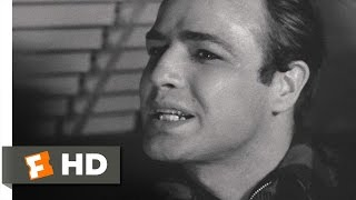 Download I Coulda Been a Contender - On the Waterfront (6/8) Movie CLIP (1954) HD Video