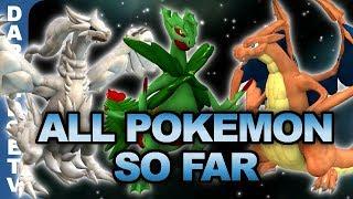 Download All of my Spore Pokémon So Far! Video
