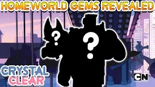 Download The Two New Homeworld Gems Designs LEAKED [Steven Universe News] Video