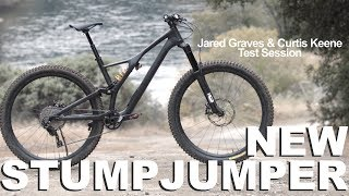 Download ALL-NEW STUMPJUMPER! Jared Graves & Curtis Keene Test Session Video