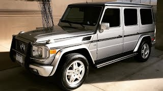 Download An Idiot's Guide to the Mercedes G500 Video
