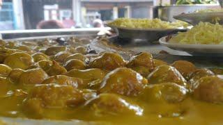 Download 3 रुपये में कढ़ी चावल   Rs 3 to Rs 60 for Kadhi Chawal   झील का गब्बर   East Delhi   Street Food Video
