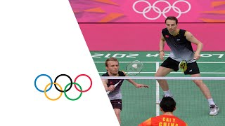 Download Men's Badminton Doubles Gold Medal Match - China v Denmark | London 2012 Olympics Video