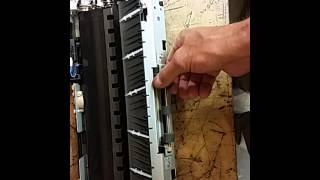 Ricoh Aficio MP2510, 3010 Error code sc542 on Lanier, Savin copiers
