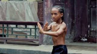 Download New Karate Kid - Never Say Never (Justin Bieber) Lyrics Video