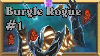 Download Burgle Rogue #1: Going up against Top Tier decks Video