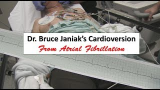 Download Dr. Bruce Janiak's Cardioversion from Atrial Fibrillation Video