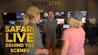 Download safariLIVE crew meets you: Lee Thomson Video