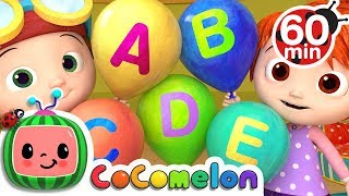 Download ABC Song with Balloons | +More Nursery Rhymes & Kids Songs - CoCoMelon Video