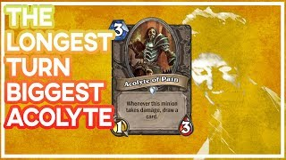 Download Hearthstone: Longest Turn and Biggest Acolyte Video