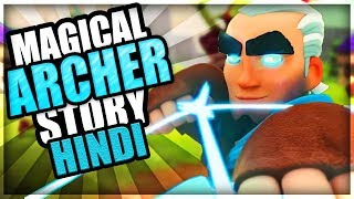 Download MAGICAL ARCHER story in Hindi ? Magical archer की कहानी | Clash of clans story Episode - 2 Video