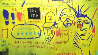 Download 'Basquiat: Boom for Real' at the Barbican Art Gallery Video