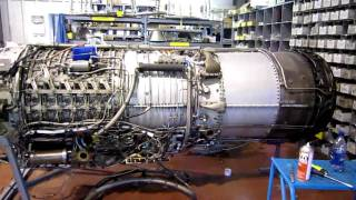 Download Inside an Afterburner - Turbine Engines: A Closer Look Video