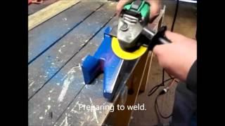 Download Harbor Freight 15 lb Anvil Hack Video