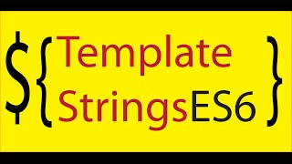 Download javascript tagged template strings in ES6 (new string functions tutorial ) Video