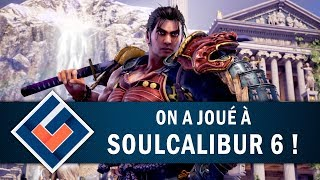 Download SOUL CALIBUR 6 : Le mode histoire | GAMEPLAY FR Video