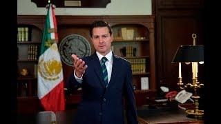 Download Mensaje del presidente Enrique Peña Nieto sobre la relación México Estados Unidos Video