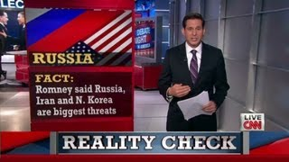 Download Does Mitt Romney think Russia is our biggest foe? Video