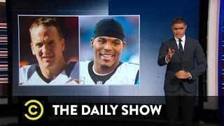 Download The Big Game's Quarterback Matchup: The Daily Show Video