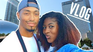 Download Downtown Date VLOG | EXPLORING CHICAGO👫 Video