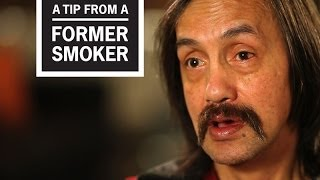 Download CDC Tips From Former Smokers - Michael: I Live in Constant Fear Video