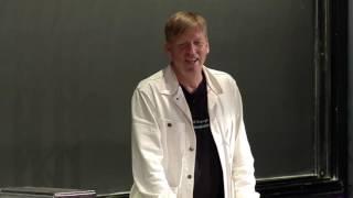 Download Spike Gjerde, Lauren Sandler: Energy and Heat; Science & Cooking Public Lecture Series 2016 Video
