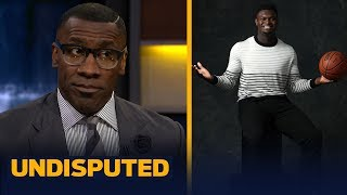 Download 'I just don't see' Zion being a superstar in the NBA — Shannon Sharpe | NBA DRAFT | UNDISPUTED Video