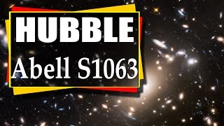 Download HUBBLE TELESCOPE: The Final Frontier A Billion New Worlds - Abell S1063 - Gravitational Lensing Video